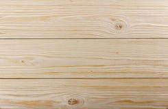 Wood bakgrund ljust trä, sörjer Utvald textur Royaltyfri Fotografi