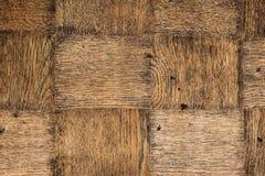 Wood bakgrund med rektanglar Royaltyfri Bild