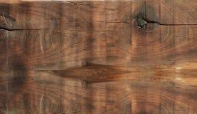 Wood bakgrund med skrapor Arkivbilder