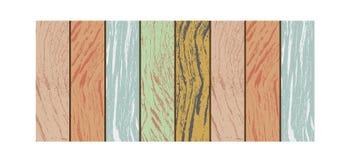 Wood bakgrundsteture Royaltyfri Fotografi