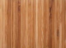 Wood bakgrundstextur för bambu Arkivfoto