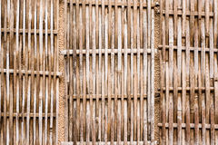 Wood Bamboo Background Stock Images