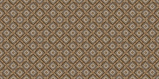 Wood bamboo texture with natural patterns. Kaleidoscopic orient popular style Royalty Free Stock Image