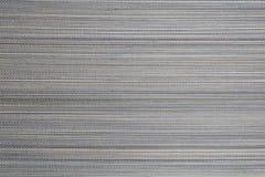 Wood bambu Mat Texture royaltyfri fotografi