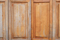 Wood barn door Royalty Free Stock Photo