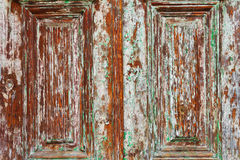 Wood Barn Door Royalty Free Stock Photography