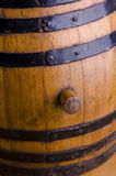 Wood barrel Stock Photos