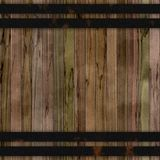 Wood barrel generated seamless hires texture Royalty Free Stock Images