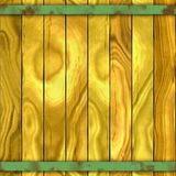 Wood barrel generated seamless hires texture Royalty Free Stock Photos