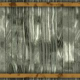 Wood barrel generated seamless hires texture Stock Image