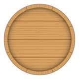 Wood barrel. Stock Photography