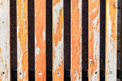 Wood bars background texture Stock Image