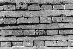 Wood Beams Stacked Black White Detail Royalty Free Stock Photo
