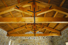 Wood beams Stock Photos