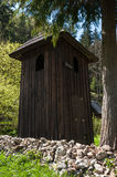 Wood bell-tower Royalty Free Stock Photos