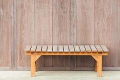 Wood bench Stock Photos