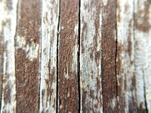 Wood bench Royalty Free Stock Images