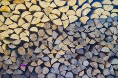 Wood block background Stock Photo