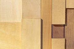 Wood Block Texture Royalty Free Stock Photo