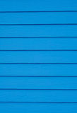 Wood blue background Royalty Free Stock Photography