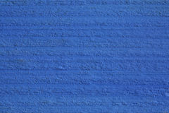 Wood Blue painted raw texture Stock Photos