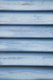 Wood blue texture Royalty Free Stock Photography