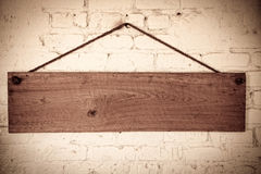 Wood board Royalty Free Stock Photo
