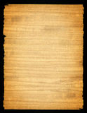 Wood board background. Fiddle buck hardwood board ready for your writing Stock Images