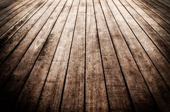 Wood board floor Royalty Free Stock Photos