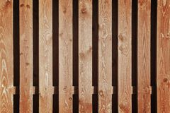 Wood Board Plank Panel Brown Background Royalty Free Stock Photo