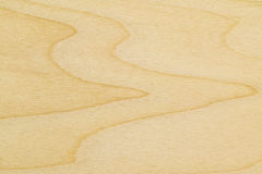 Wood board showing wood texture Stock Image