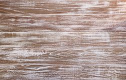 Wood Board surface with beautiful texture and white toning.  royalty free stock photography