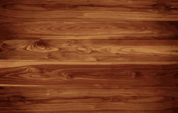 Wood board texture background. Wooden floor or siding - vector illustration eps 10 Royalty Free Stock Images