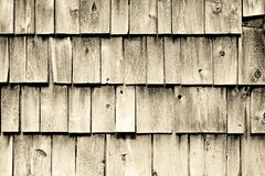 Wood boards. Wood board texture in sepia tone Royalty Free Stock Images