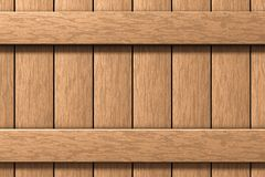 Wood boards Stock Image