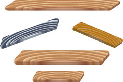 Wood boards Stock Photo