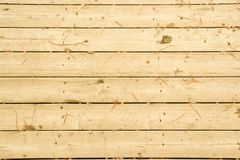 Wood boards. Light wood texture with small leaves and branches all over Royalty Free Stock Images