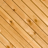 Wood boards texture with nail-head Royalty Free Stock Photography