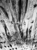 Wood. A boat wood detail in Sur, Oman Stock Photo