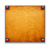 Wood border Royalty Free Stock Image