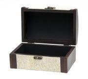 Wood box Stock Photos