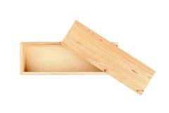 Wood box Royalty Free Stock Photos