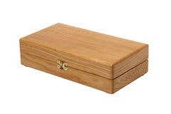 Wood box Royalty Free Stock Photo