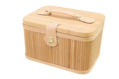 Wood box Royalty Free Stock Image
