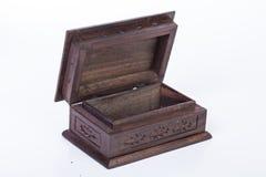 Wood box Stock Photography