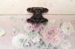 Wood box. Wood box  on white background Royalty Free Stock Photo