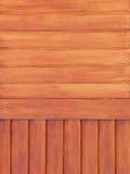Wood bräde Fotografering för Bildbyråer