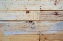 Wood brädepanel Royaltyfria Foton