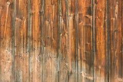 Wood brädestaket Arkivfoton