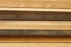 Wood bråtebunt från sidan Arkivbild